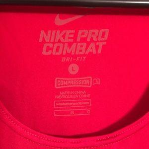 Nike Shirts - Men's Nike Combat tank top